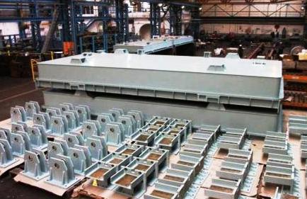 Ship Lift Platform