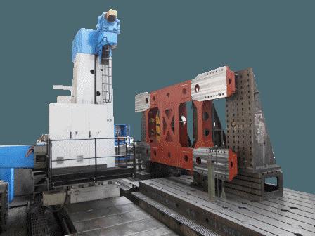 Subsea Mining Frames