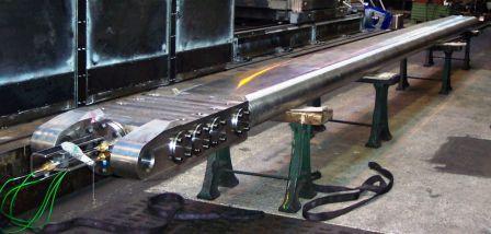 furnace sub burden temperature gas probes