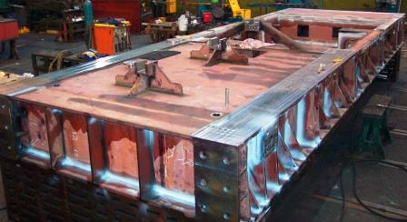 OEL Defence Ships Motor Base