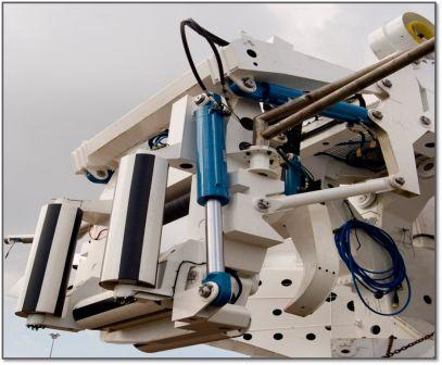 OEL cable laying Equipment