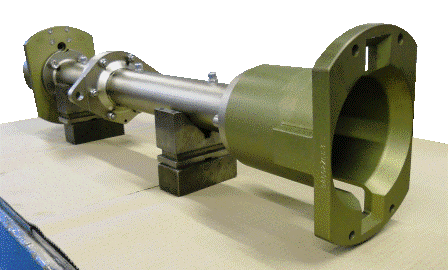 Subsea ROV Torque Tool Assembly