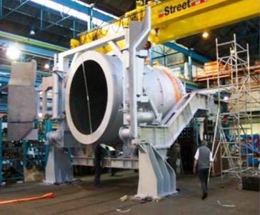aluminium rotary smelters