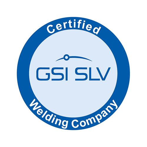GSI SLV certified welding company
